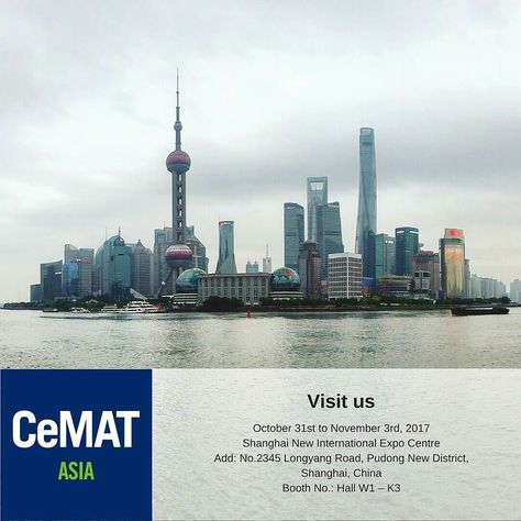 mitodense Who else will be on the CeMAT...