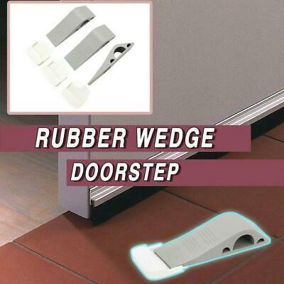 Door Stopper Rubber Door Stop Large Wide Wedge Security Floor Door Stops In 2020 Door Stopper Door Stops Door Stop