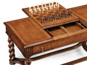 Chess Set Coffee Table Board
