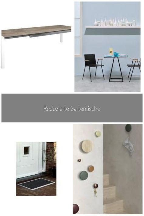 Reduzierte Gartentische Gartentisch Ausziehtisch Modulares Design