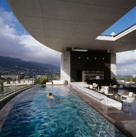 HOTEL HABITA, Monterray, Mexico - was beautiful!