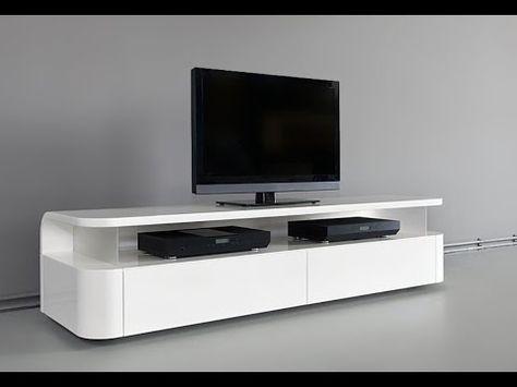 Eco Vitrine Et Meuble Tv Franc Youtube Meuble Tv Design