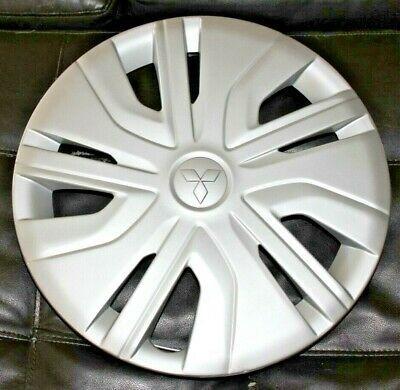 Wheel Cover Hub Cap 14 inch Mirage 2016-2017 Genuine Mitsubishi OEM