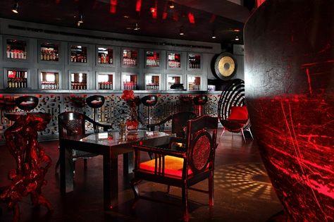 Restaurant Lounge Club Barcelona Lounge Ideas Terrazas