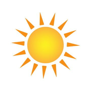 Icons Vector Sun In Summer Sun Clipart Sun Icons Summer Icons Png And Vector With Transparent Background For Free Download In 2021 Nature Vector Summer Icon Icon Illustration