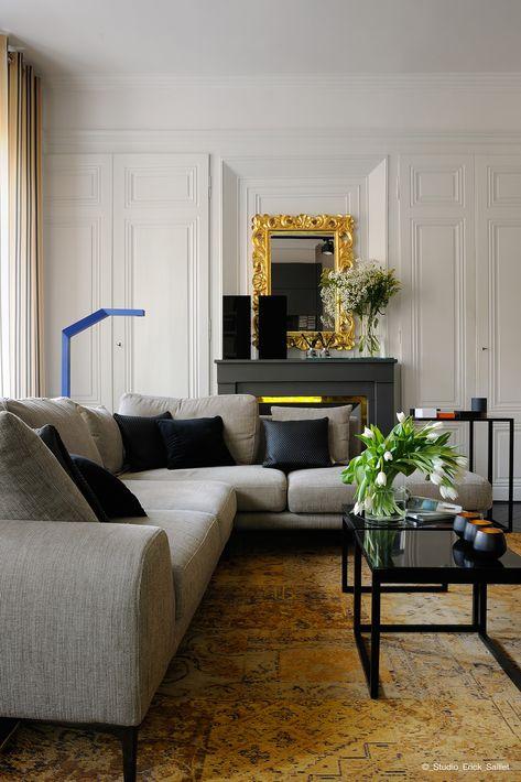 Appartement Liberte Realisation Franck Vadot Architecture
