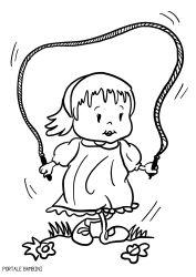 Disegni Di Bambine E Ragazze Da Stampare E Colorare Portale