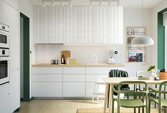 Una cucina dal gusto scandinavo | CUCINE CASA NUOVA | Pinterest ...