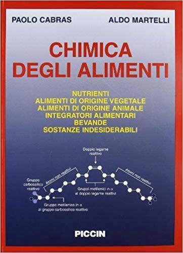Chimica Degli Alimenti Download Pdf Gratis Libri Chimica Alimenti