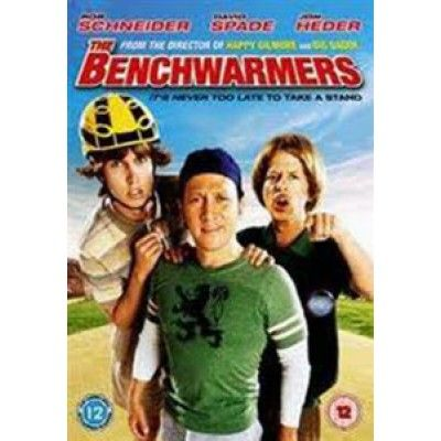 Buy The Benchwarmers (Used DVD) | 5ivestarsEntertainment.com