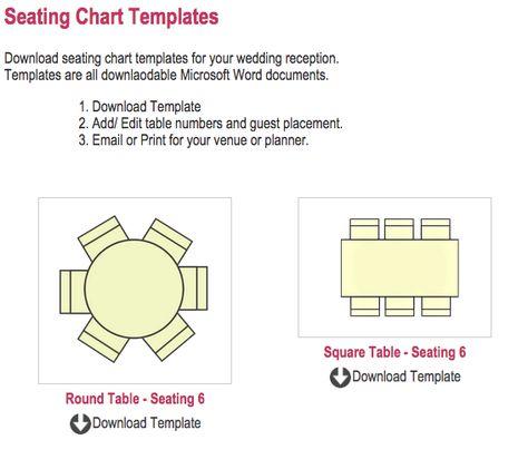 The Ten Best Wedding Seat Chart Template Resources CCBB - chart template
