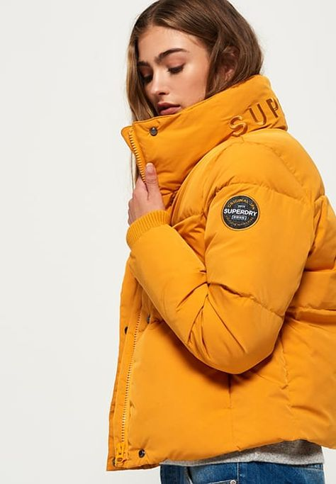 Superdry COCOON Übergangsjacke ochre für 139,95 </p>                     					</div>                     <!--bof Product URL -->                                         <!--eof Product URL -->                     <!--bof Quantity Discounts table -->                                         <!--eof Quantity Discounts table -->                 </div>                             </div>         </div>     </div>     