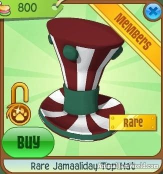 Image of: Rare Jamaaliday Top Hat Animal Jam Rare animaljam items rares tophat Pinterest Top Hat Animal Jam Rare animaljam items rares tophat Animal