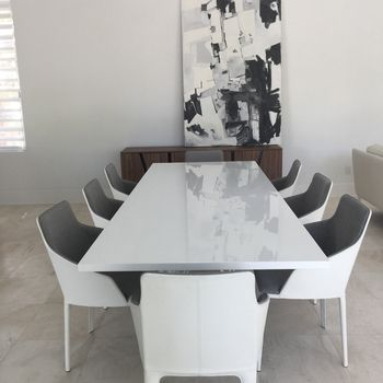 Curzon 102 In Dining Table