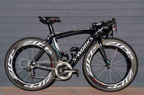 Pro bike: Mark Cavendish's Specialized McLaren Venge... Boy it looks sexy!