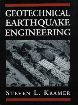 Solution Manual Geotechnical Earthquake Engineering 1st Edition By Steven L Kramer Check More At Https Textbook Exams Com Product Solution Manual Geotechnica