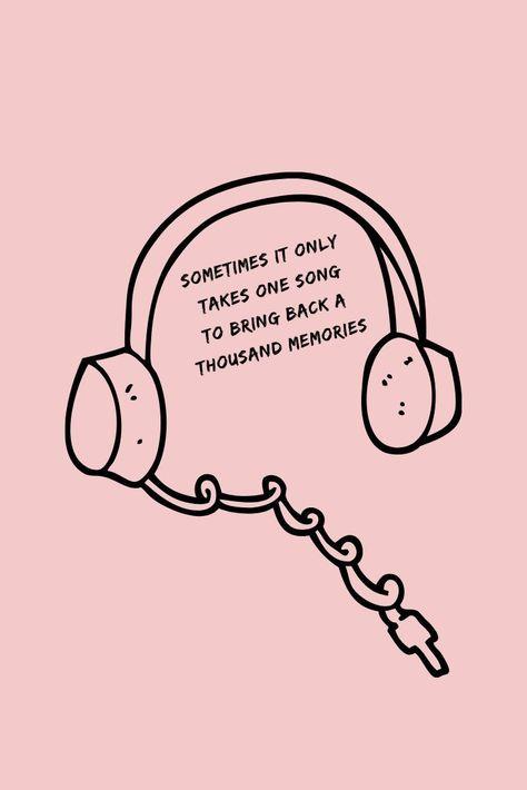 Music & Memories - #memories #music