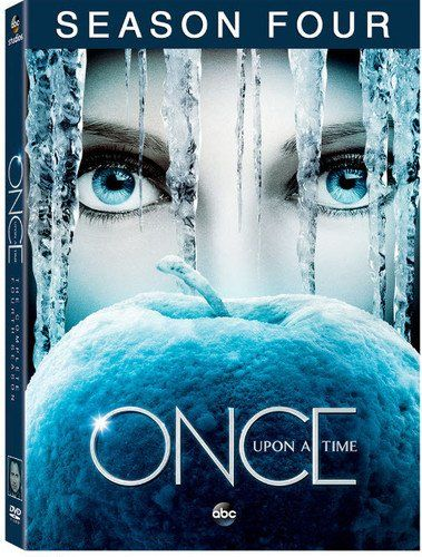 Once Upon A Time Complete Fourth Season Edizione Stati Uniti