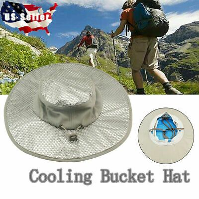 Sponsored Ebay Hydro Cooling Bucket Hat Arctic Breathable With