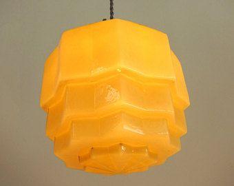 Honey Lampshade Yellow   Modern