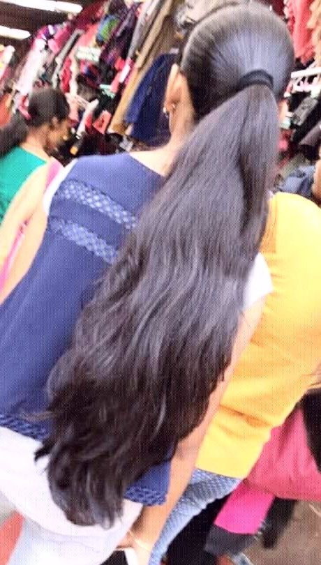 Amazing Thick Long Hair Long Hair Styles Thick Hair Styles Long Indian Hair