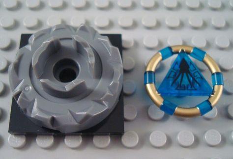 LEGO ATLANTIS 8061 Treasure Key Minifigure New