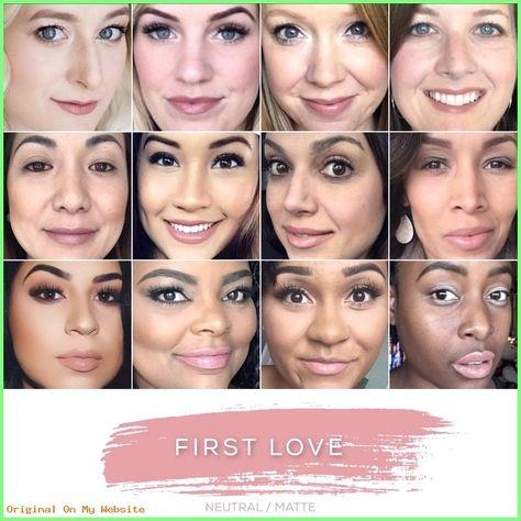 Lipsense Lip Colors 2019  - First Love LipSense. Contact me to order! Check out my Facebook Group for tips, ...  #lipsensecolorscombinations #LipsenseLipColorsAnzeichen #lipsenselipcolorsgoldglitter #Lipsense-FarbenfürhelleHaut #Lipsense-Farbtöne #senegencelipsenselipcolors