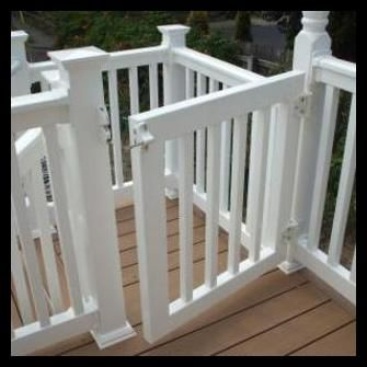 Using Dog Treats To Train Your Pet Porch Gate Deck Gate Outdoor Gate
