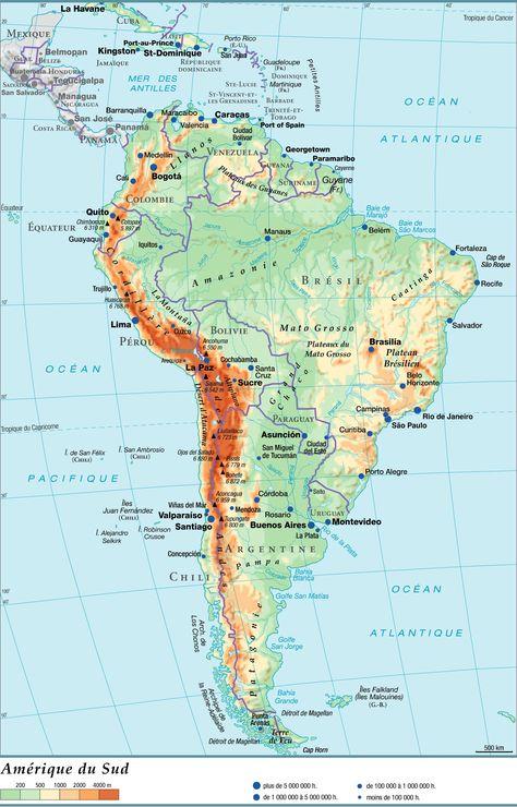 Pays D Amerique Centrale Amerique Centrale Carte Amerique