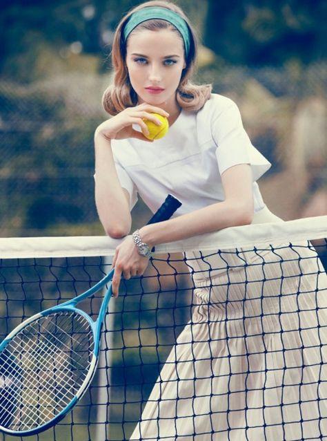 code promo nouvelle arrivée acheter Tennis chic. | Tennis fashion, Tennis clothes, Tennis ...