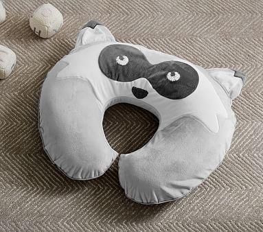 Woodland Raccoon Critter Boppy Nursing Infant Support Pillow Slipcover Pillow Slip Covers Baby Support Pillow Baby Support