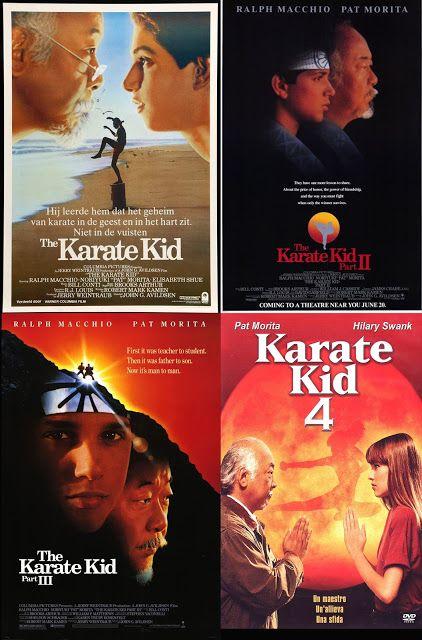 Saga Karate Kid Karate Kid Peliculas En Español Latino Peliculas En Español