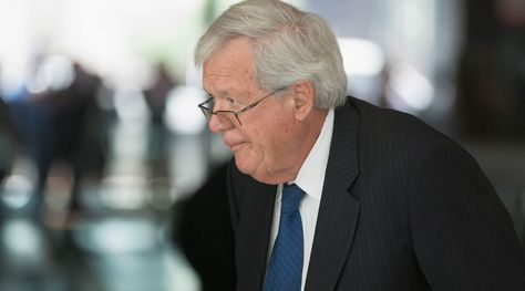 Former House Speaker Dennis Hastert has pleaded guilty. Here's what he did. - Vox