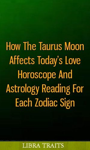Taurus Moon Sign Daily/Today Horoscope Wednesday, 9th October, 12222