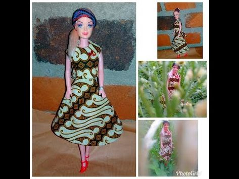Gambar Baju Barbie