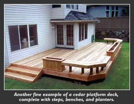 Image Detail For Platform Deck Group Picture Image By Tag Keywordpictures 2019 In 2020 Deck Designs Backyard Decks Backyard Platform Deck