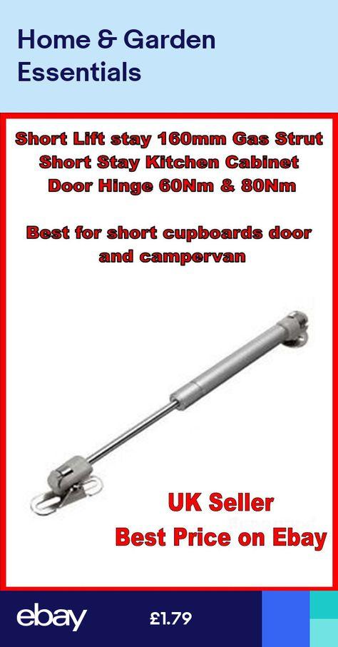 Short Campervan Gas Strut// lift//stay//hinge 160mm