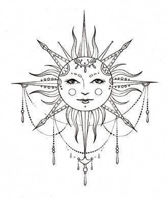 simple tattoos #Geometrictattoos