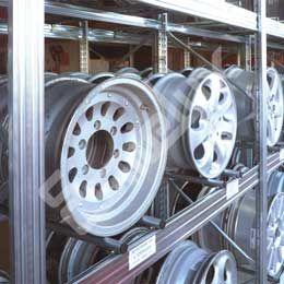 Estanterias Metalicas Galvanizadas Para Uso Especial Como