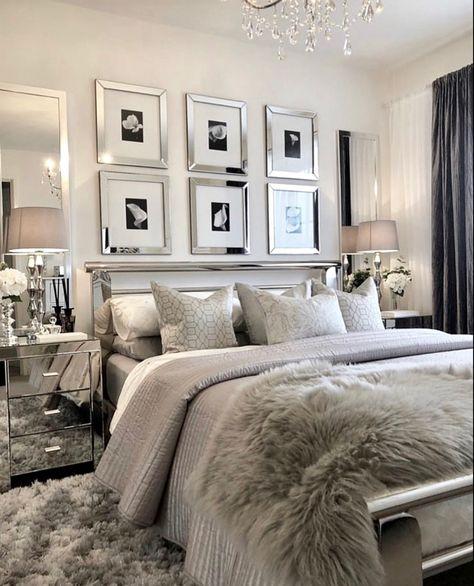 Bedroom Accent Wallideas: 35 Best New Bedroom Images In 2020
