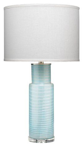 Atwater Table Lamp Sky Blue Blue Table Lamp Table Lamp Lamp