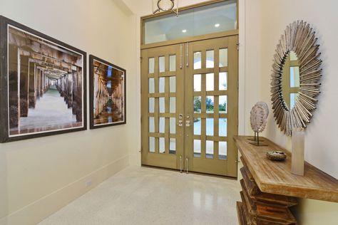 Doors Completed By Exclusive Wood Doors Provide A Memorable Entrance To This Residence Luxefl Custom Wood Exterior Doors Dream Home Design Wood Doors