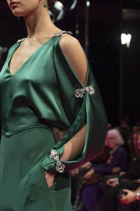 Défilé Alexis Mabille printemps-été 2019 Couture