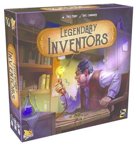 Legendary Inventors Game Games Inventor