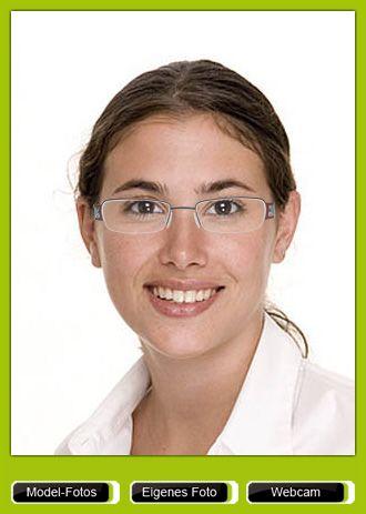 Brille online kaufen vom brillen-butler Optiker - Wie verwende ich die Brillenanprobe