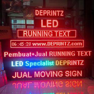 Call Wa 0818 0302 0853 Beli Running Text Unggul Banner Percetakan Banner Surabaya Belajar Running Text Belajar Usaha Percetakan B Brosur Reklame Papan