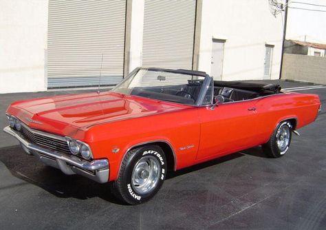 1965 Chevrolet Impala.