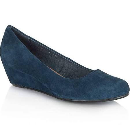 Portland-St, Chelsea Boots Femme, Blau (Blau), 41 EUJenny