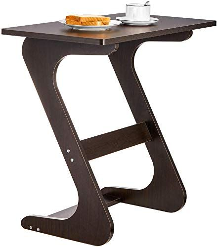 New Sofa Table End Table Tv Tray Z Shape Snack Laptop Desk Night
