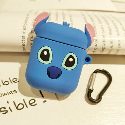 3d Cute Disney Minnie Mickey Earphone Case Cover For Apple Airpods Charging Case Ebay Earphone Case Geometric Iphone Case Disney Phone Cases